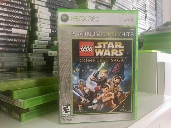 Lego Star Wars The Complete Saga Xbox 360 E Xbox One
