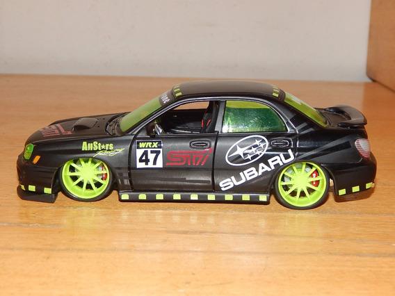 Miniatura Maisto Subaru Impreza Wrx Escala1/24
