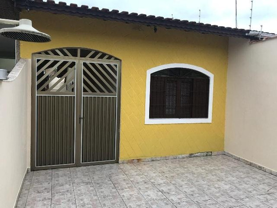 Casa No Jardim Jequitibá, Em Itanhaém, 300 Mts Do Mar