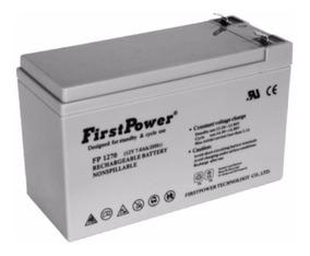 Kit C/ 10 Baterias First Power Vrla 12v 7ah