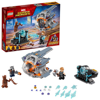Lego Marvel Avengers Infinity War Thor 76102