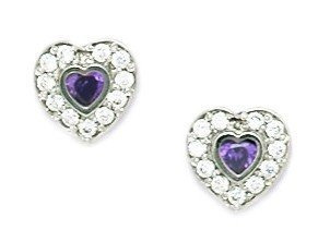 Aretes De Moda Para Mujer Mde184876w Jewelryweb