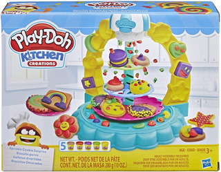 Play Doh Galletas Divertidas.