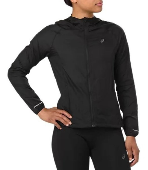 Rompeviento Packable Jacket Asics Mujer