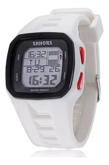 Relógio Esportivo Silicone Shhors