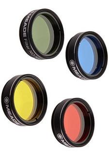 Juego De Filtro De Color Meade 07530 Serie 4000 No1 Negro