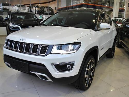 Jeep Compass Limited 2.0 16v Flex  Automático 0km2021