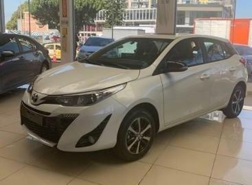Toyota Yaris Super Deportivo 1.5 Gasolina 5 Puertas 2021 Ful