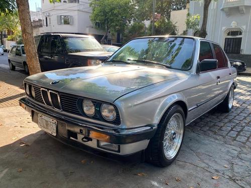 Bmw E30 320 6 Cilindros 1985