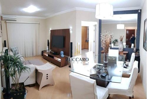 Apartamento Com 2 Dormitórios À Venda, 70 M² Por R$ 300.000 - Vila Silveira - Guarulhos/sp - Ap15301