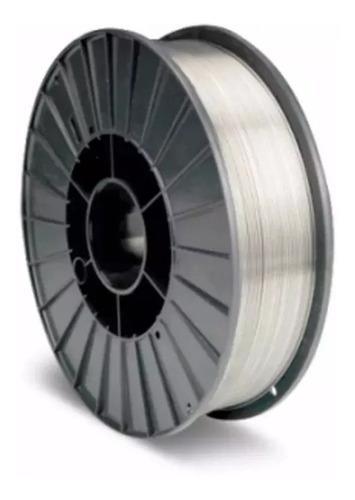 Arame Mig 308l De Inox 0,8mm - 5kgs -usar Com Gás - Wwsoldas