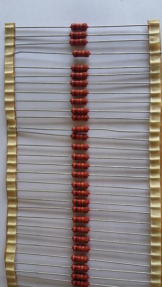 Resistor Metal Filme 3k Pr02 5% Emb. C/ 266 Peças Philips
