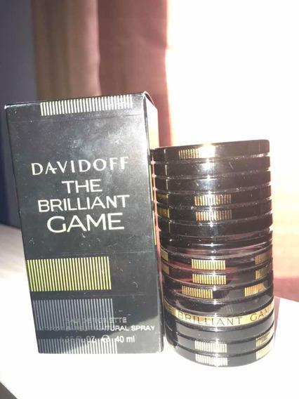 Perfume The Brilliante Game Davidoff 40ml
