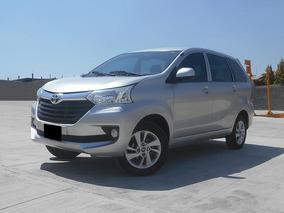 Toyota Avanza 1.5 Xle At Plata 2018