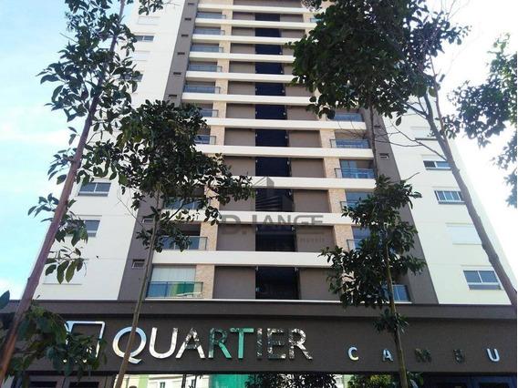 Apartamento À Venda, 91 M² Por R$ 1.100.000,00 - Cambuí - Campinas/sp - Ap18068