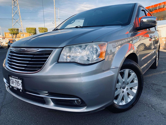 Chrysler Town & Country 3.6 Touring Mt 2014 Autos Puebla