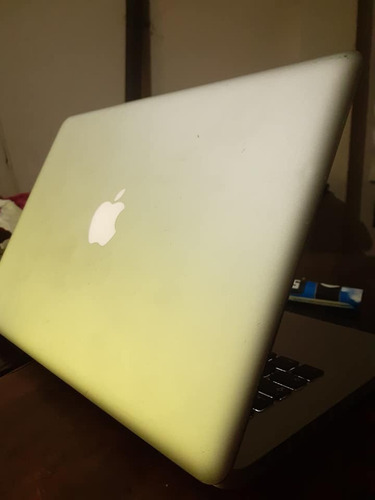 Macbook Pro 13 Mid 2012 A1278 Core I5 500gb Ssd