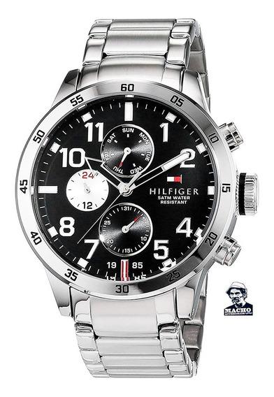 Reloj Tommy Hilfiger Cool Sport 1791141 En Stock Original