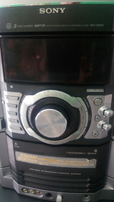 Peças Do System Sony