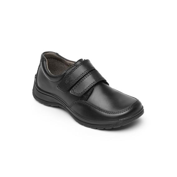 Zapato Choclo Flexi Niño 57904 Negro