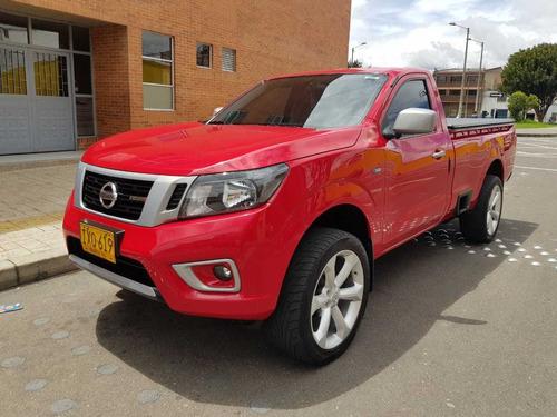 Nissan Frontier 2017 2.5l Asl Gasolina