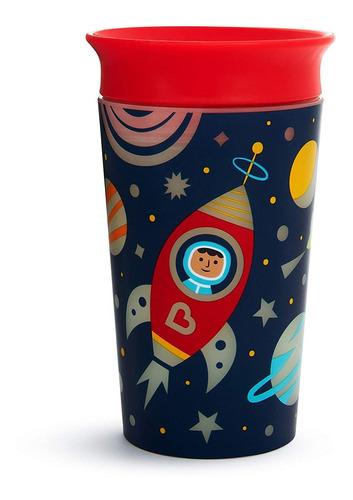 Imagen 1 de 8 de Munchkin Miracle 360 Degree Glow In The Dark Sippy Cup, 9 Oz