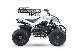 Corven Terrain 150cc Deportivo - Tamburrino Motos