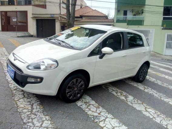 Fiat Punto 2016 1,4 Atractive S/entrada Muticar Veiculo