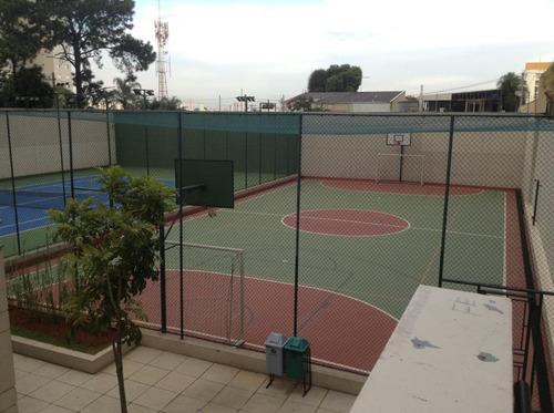 Apartamento Com 3 Dormitórios À Venda, 174 M²  - Campestre - Santo André/sp - Ap63603