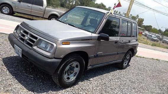 Chevrolet Tracker Hard Top Lujo Aa Ee 4x2 At 1998