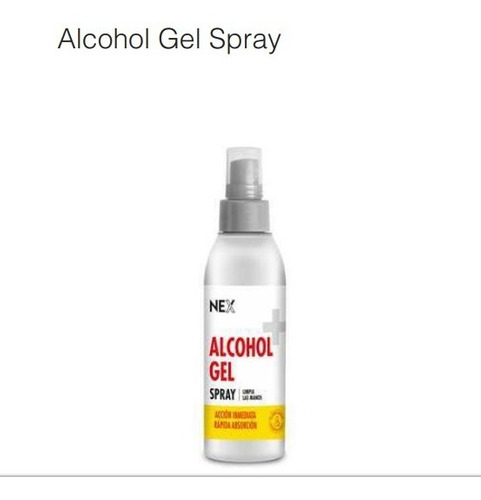 Alcohol Gel Spray C & A