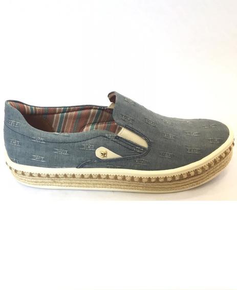 Tênis Cravo & Canela Sip On Jeans 163104