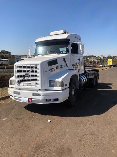 Imagem 1 de 11 de Caminhão Volvo Nl12 360 Edc Gold Cavalo Truck 6x2
