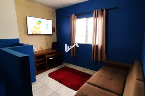 Imagem 1 de 14 de Apartamento Em Praia Grande Lado Serra, 2km Do Mar