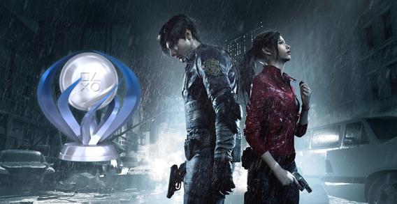 Armas Infinitas Resident Evil 2 Remake Ps4