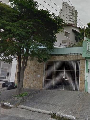 Casa Residencial À Venda, Parque Da Mooca, São Paulo. - Ca0442