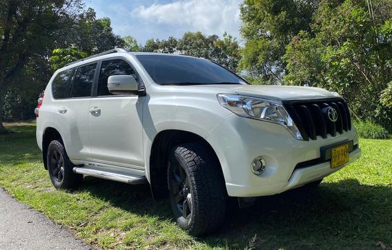 Toyota Prado Diesel Lc150 Tx 2015 7 Puestos En Manizales