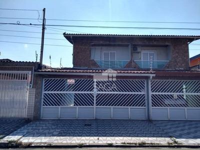 Casa Com 3 Dormitórios Para Alugar Por R$ 3.800/mês - Boqueirão - Praia Grande/sp - Ca0694