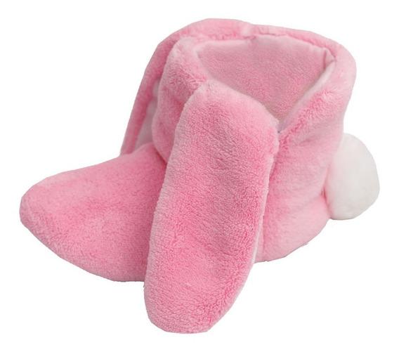 Pantuflas Para Bebe Bota Super Calientitas Conejita
