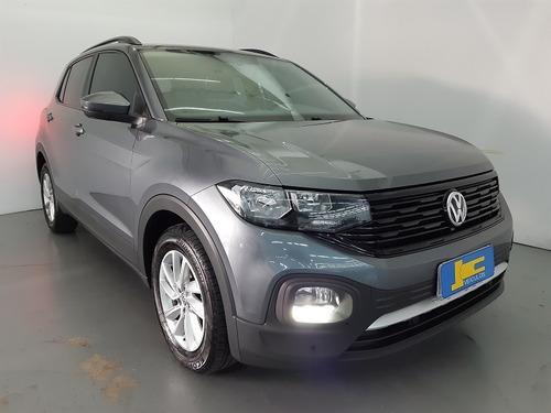 Imagem 1 de 12 de  Volkswagen T-cross 1.0 200 Tsi 12v (flex)