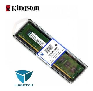 Memoria Ram Kingston Ddr4 8gb Pc4-2400 Cl17 Udimm