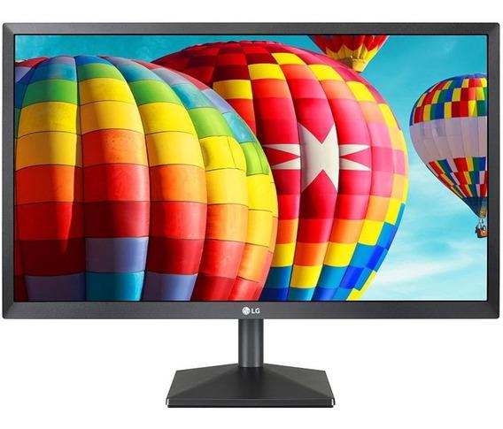 Monitor Lg Led 23.8 Pol Widescreen, Full Hd, Ips, Hdmi - 24mk430h