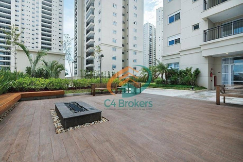 Apartamento Com 3 Dormitórios À Venda, 87 M² Por R$ 750.000,00 - Bosque Maia - Guarulhos/sp - Ap3377