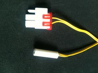 Sensor Temperatura Nevera Samsung Blanco 5k Cable Amarillo