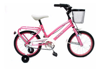 Bicicleta Playera Niña Rodado 14