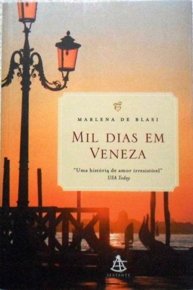 Livro - Mil Dias Em Veneza Super Barato Apenas 16,24