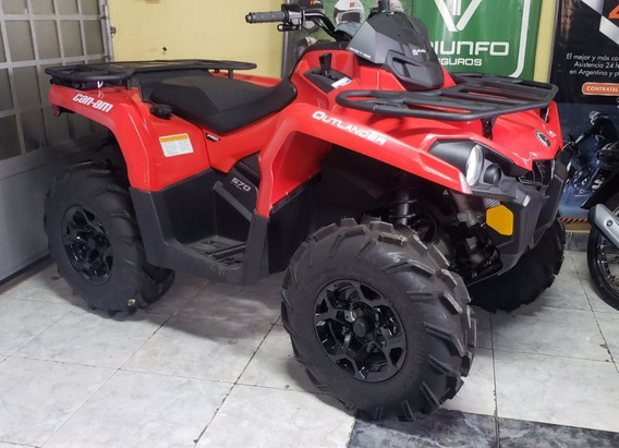 Can Am 570 Outlander Pro