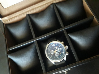 Caja Estuche Guardar Relojes. Premium Super. Envío Gratis!!