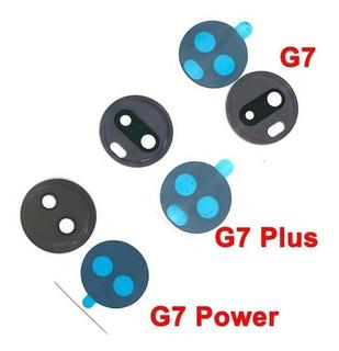 Lote 05 Vidro Lente Camera Moto G7/ G7 Power G7