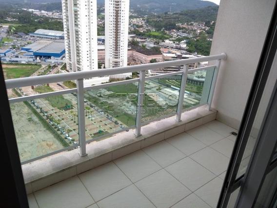 Otimo Apartamento Para Locacao No Patteo Mogilar, Condominio My Helbor, Com 1 Dormitorio, 1 Vaga - L-2877